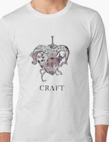 Lovecraft Heart Long Sleeve T-Shirt