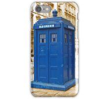 The Tardis  iPhone Case/Skin