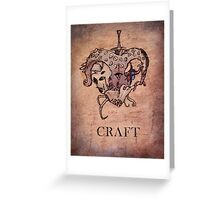 Lovecraft Heart Greeting Card