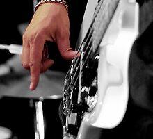Bass Guitarist by Talbotfox