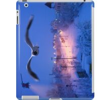 seagull at winter iPad Case/Skin