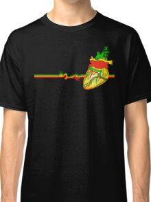 Rasta Heart Classic T-Shirt