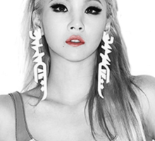 QUEEN CL Sticker