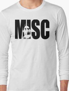 Bodybuilding Misc - Bertstare Long Sleeve T-Shirt