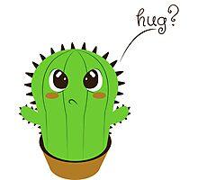Do you wanna a hug? Photographic Print