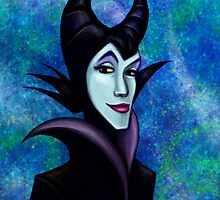 Maleficent by Kimberly Castello
