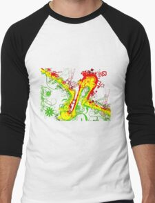 Abstract Rasta T-Shirt