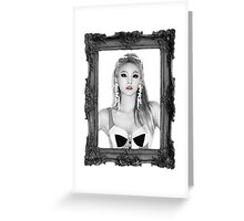QUEEN CL Greeting Card