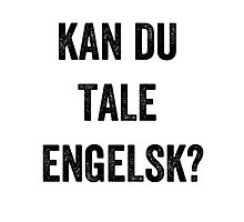 Do you speak English? (Danish) by EnglishAbroad