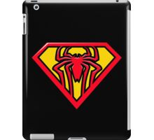 Super Spiderman Logo iPad Case/Skin