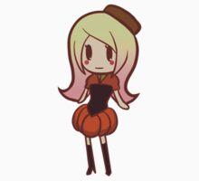 Autumn girl by Petitecreme