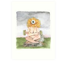 Inner Beauty Art Print