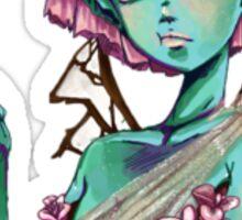 The Earth Fairy Sticker