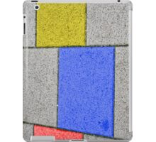 my Mondrian iPad Case/Skin