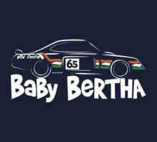 Vauxhall Magnum Baby Bertha by velocitygallery