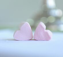 Marshmallow Hearts  by marakicy