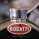Old Bugatti  by Jeremy  Barré