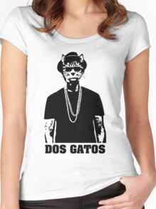 Dos Gatos Women's Fitted Scoop T-Shirt