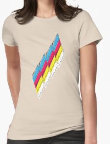 Drip Womens Fitted T-Shirt