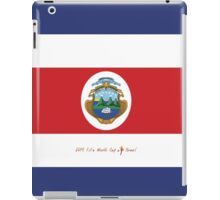 Costa Rica iPad Case/Skin