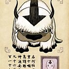 Avatar the Last Airbender - Lost Appa Wanted Poster by rejectpenguin