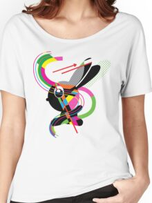 Turbo Bunny T-Shirt Women's Relaxed Fit T-Shirt