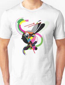 Turbo Bunny T-Shirt T-Shirt