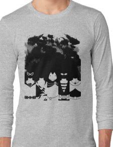 Vector Tyrants black version Long Sleeve T-Shirt