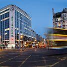 Streets of Dublin by Alessio Michelini