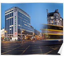 Streets of Dublin Poster