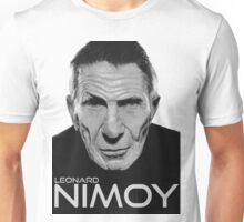 Leonard Nimoy Unisex T-Shirt