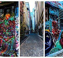 Graffitti by Leonie Morris