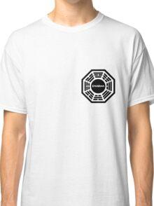 Dharma Initiative logo uniform Classic T-Shirt