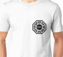 Dharma Initiative logo uniform Unisex T-Shirt