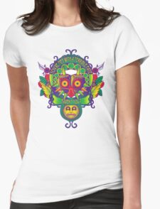 Majora Nouveau Womens Fitted T-Shirt