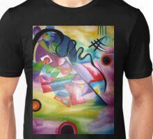 Kandinsky - oil painting Unisex T-Shirt