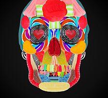 Sugar Skull by Karolis Butenas
