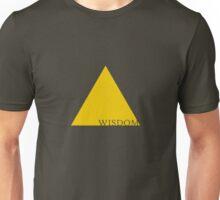 Wisdom Triforce Unisex T-Shirt
