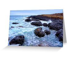 Giant's Causeway, Northern Ireland Greeting Card