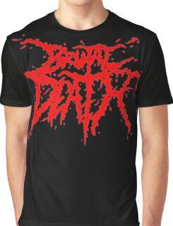 Brutal Death Metal Graphic T-Shirt