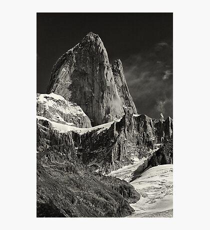 Mount Fitz Roy Photographic Print