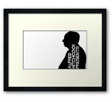Alfred Hitchcock Presents Framed Print