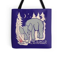 The Microphones - The Glow Pt. 2 Tote Bag