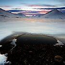 Troll Peninsula Sunset by Roddy Atkinson