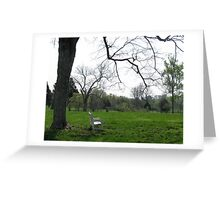 Spring at Belle Meade Greeting Card