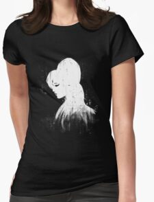 Back to Black Womens Fitted T-Shirt
