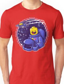 Portrait of a Space-Man T-Shirt