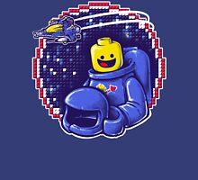 Portrait of a Space-Man Unisex T-Shirt