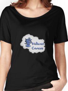 vatican cameos lighter blue Women's Relaxed Fit T-Shirt