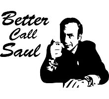 Breaking Bad - Better Call Saul Photographic Print